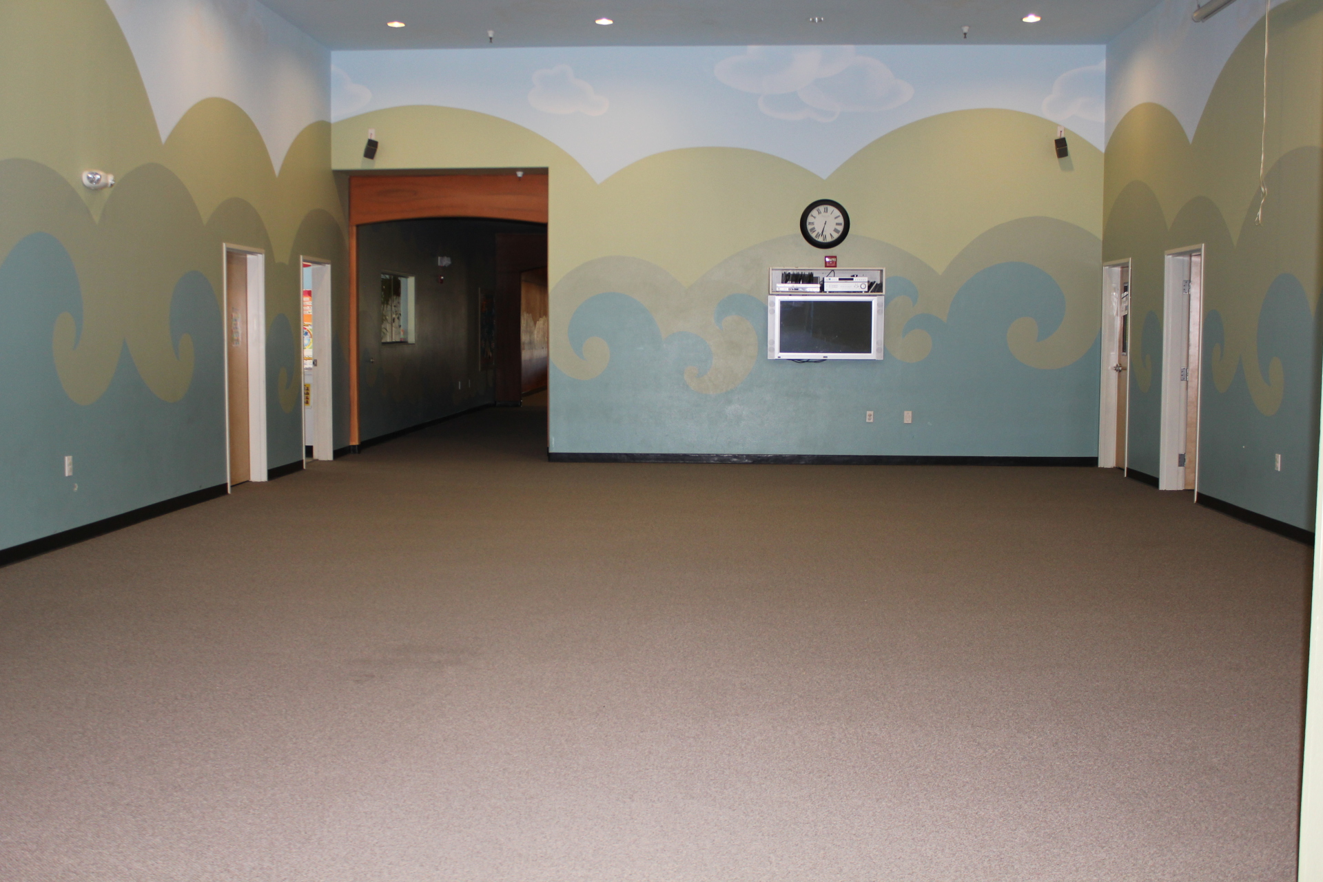 Large Motor Skill Rooms